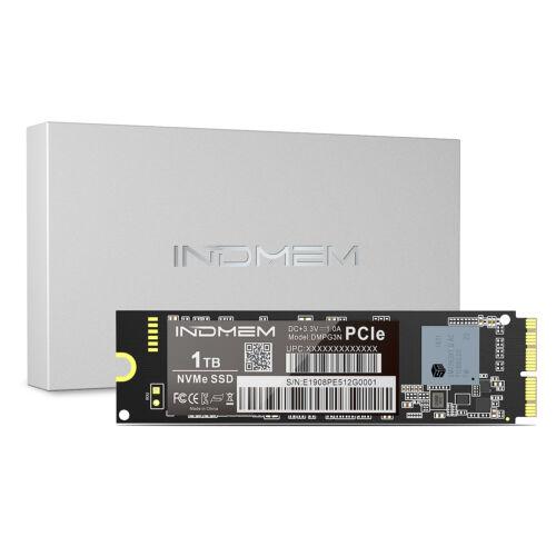 Indmem 512GB 256GB 1TB SSD nvme PCIe actualización de Flash Unidad De Disco Duro Para MacBook Pro