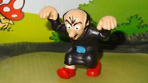 Smurfs-Prowling-Gargamel-Smurf-20418-Vintage-Unique-1993-Germany-Figurine