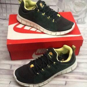 70c171f2eba0 Nike Free Powerlines II 2 LTR Black Spruce 599476-301 Men s SZ US 10 ...