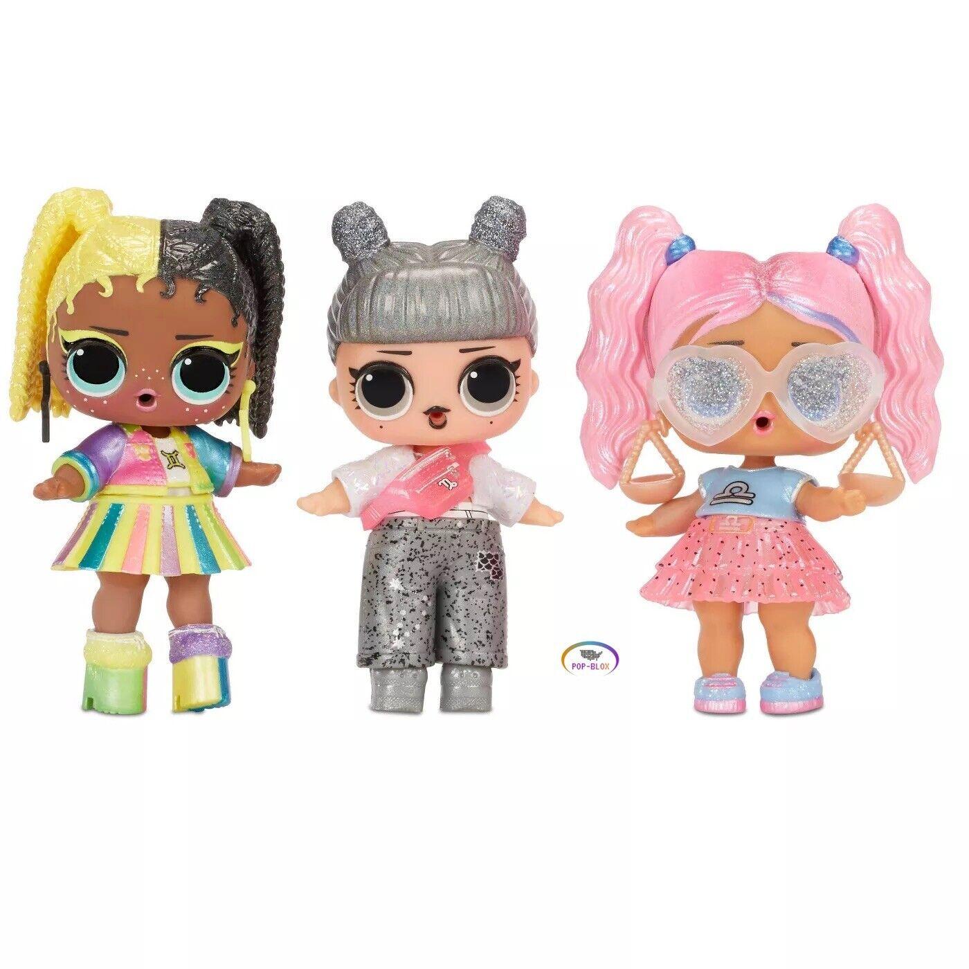 LOL Present Surprise Series 2 STAR GAZER Rare Doll Zodiac Sign Gift Box NEW