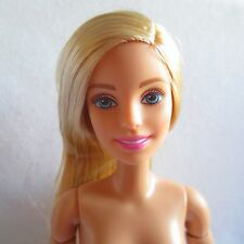 SALE! Made to Move Barbie Blonde Yoga Doll 22 Posable Joints Pivotal Body Nude