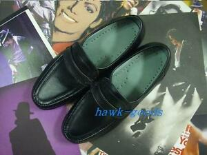 New-MICHAEL-JACKSON-REAL-LEATHER-DANCE-Billie-Jean-SHOES-MJ-COSTUME