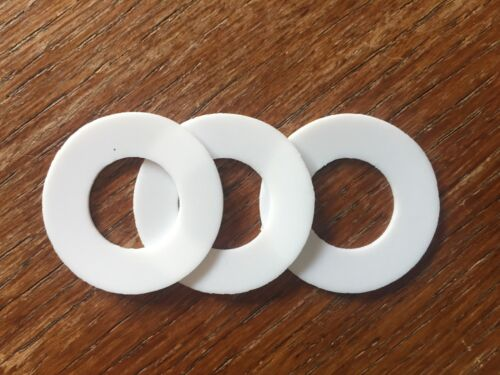 3 Shimano Quick Drag Rondelles téflon PTFE Ultegra 14000 XTD XTC XTB Technium Mgs