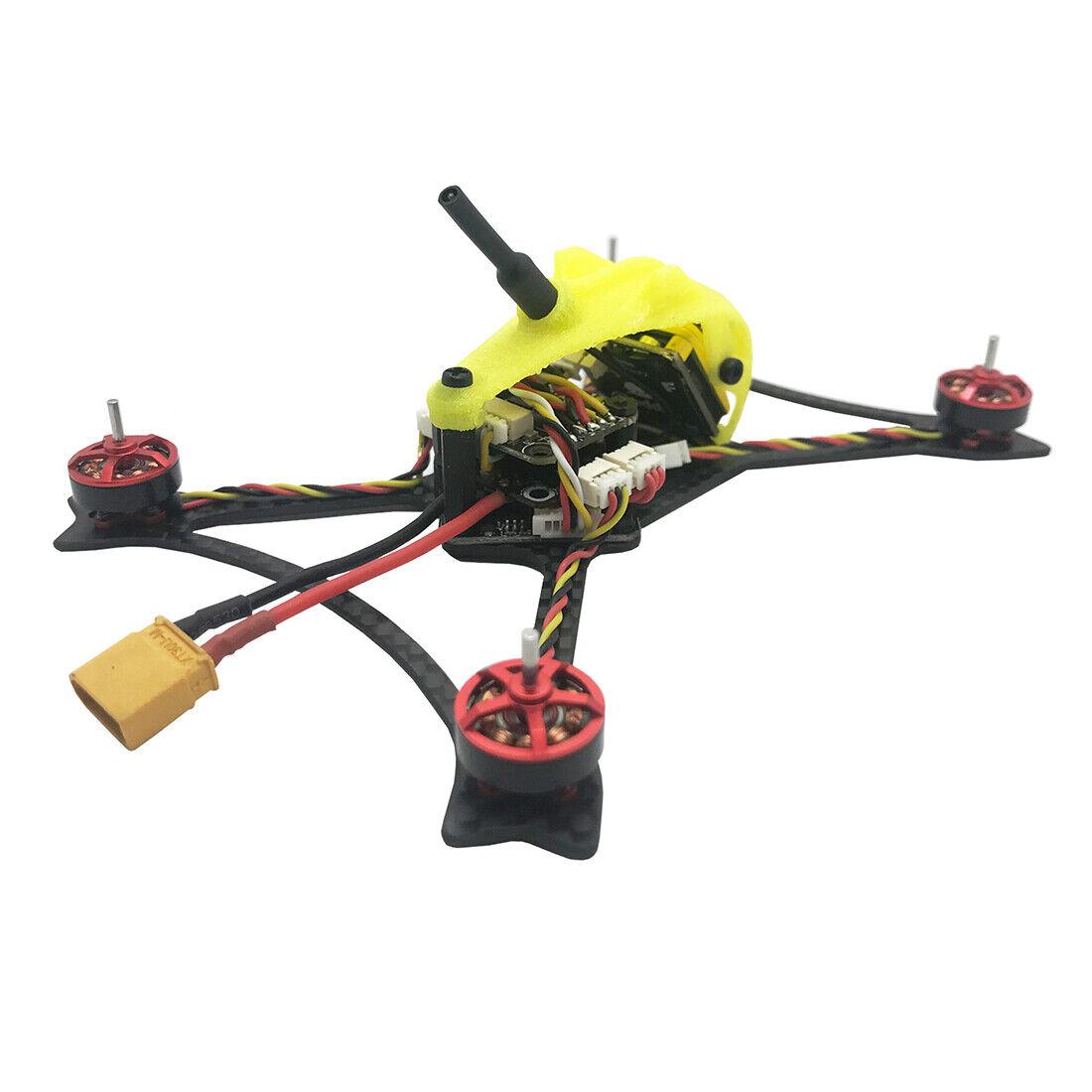 Velocidad 2-3S sin escobillas dan por vista en primera persona Racing Drone Cuadricóptero PNP BNF 1103