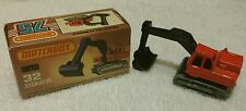 Matchbox Lesney Superfast No 32 EXCAVATOR MINT IN BOX!