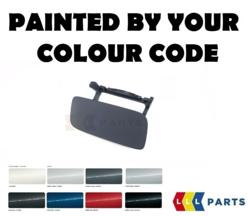 NEW AUDI A4 S-LINE 07-12 LEFT HEADLIGHT WASHER CAP PAINTED BY YOUR COLOUR CODE