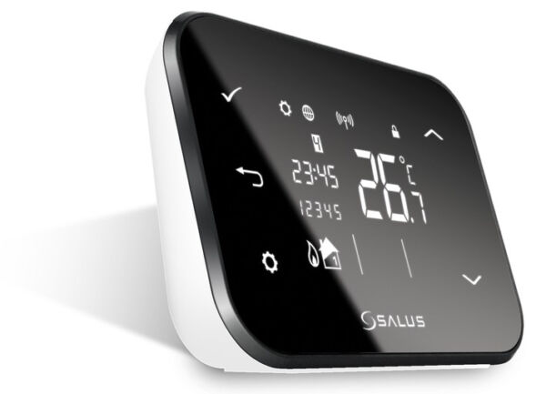 salus it500 smart internet thermostat raumthermostat heizung ebay. Black Bedroom Furniture Sets. Home Design Ideas