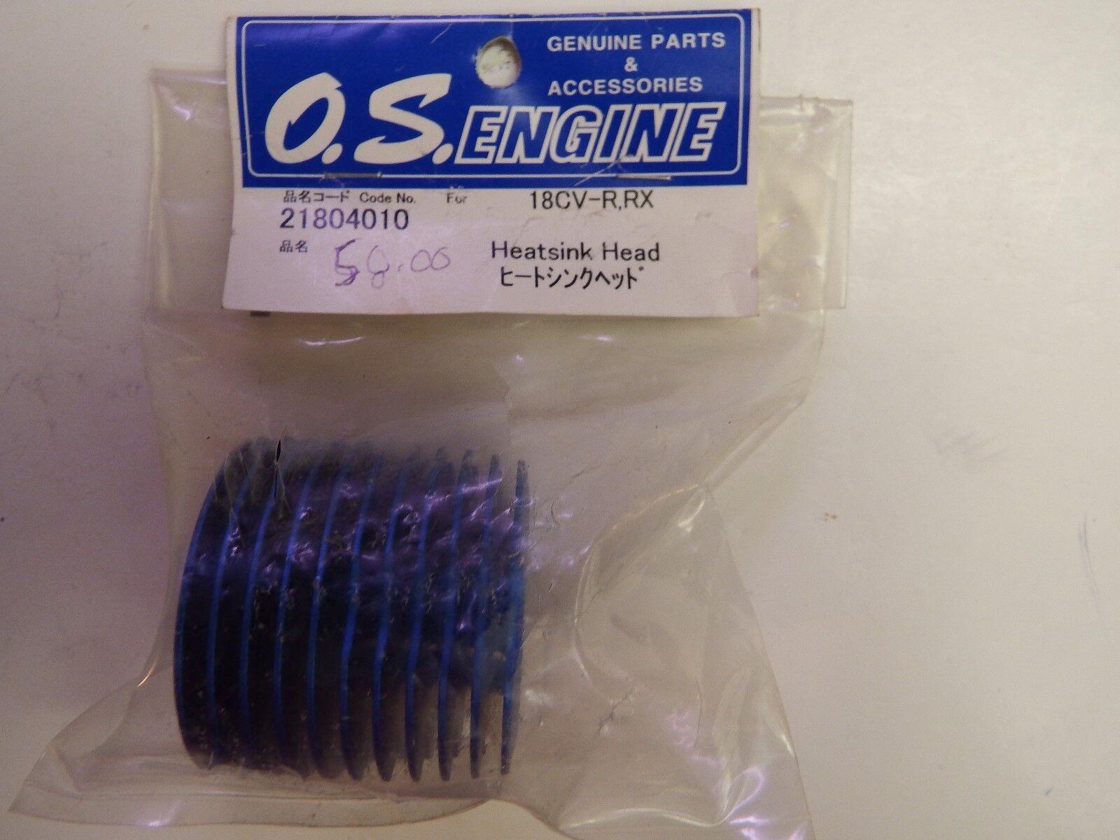Motor Disipador Térmico Cabeza O.S. - Modelo Nº 21804010