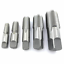 "1//4/"" 5 Piece Carbon Steel NPT Pipe Tap Set 1//8/"" 3//8/"" 1//2/"" and 3//4/"""