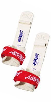 Reisport ladies gymnastics uneven bar grips pair hook & loop  3 L regular width