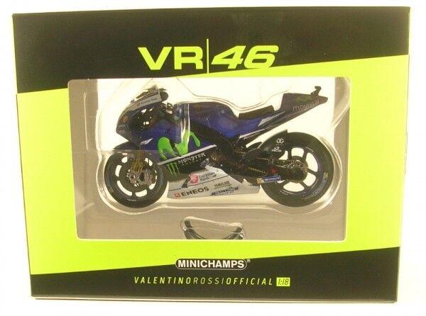 Yamaha YZR-M1 No.46 Testbike Motogp 2016 (Valentino Rossi)