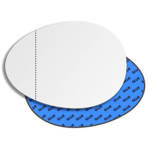 MINI COUNTRYMAN 2010-2019 Gauche Côté Passager Grand Angle Miroir en verre 0279LAS