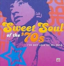 Sweet Soul of the '70s: I've Got Love on My Mind by Various Artists (CD, 2009, 2 Discs, Time/Life Music)