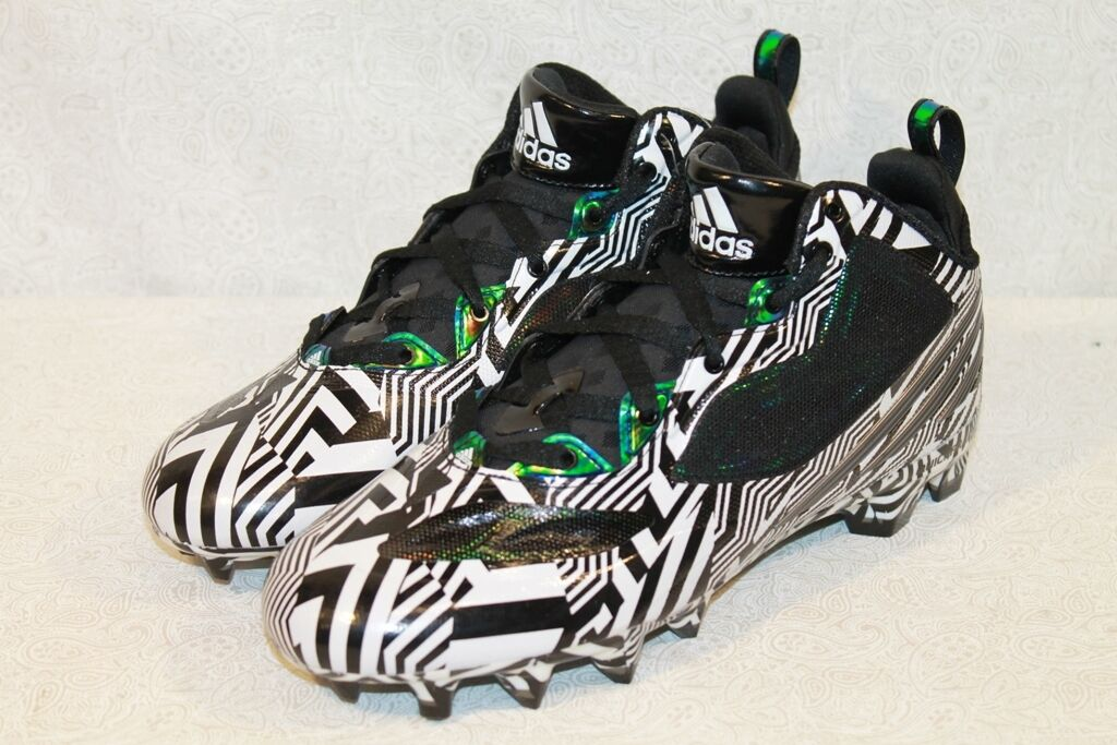 NWT ADIDAS PERFORMANCE FOOTBALL RUGBY RGIII 2015  SHOES SIZE 7.5 8 Cheap and beautiful fashion