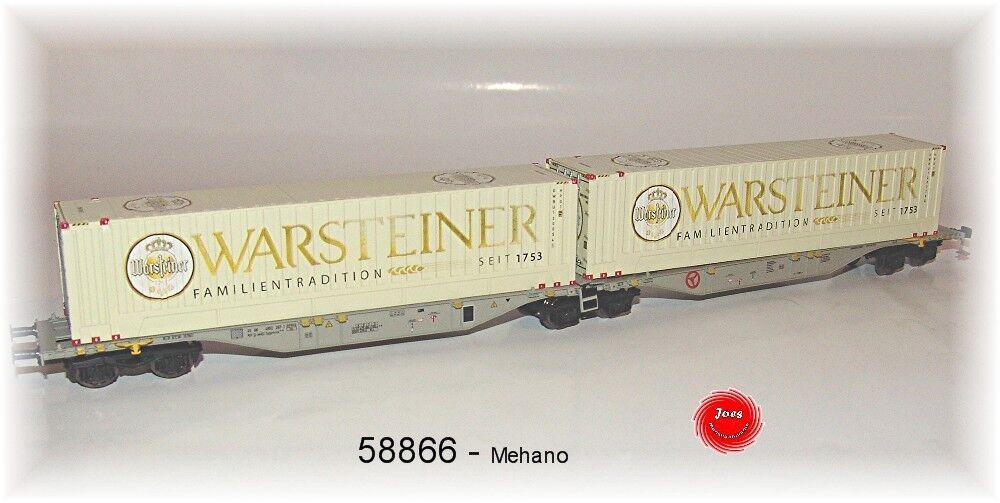 nuovo sadico Mehano Mehano Mehano 58866-DC-container autorello portante Sggmrss 90 AAE della  alta quaità