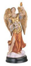 """5"""" Archangel Uriel Holy Figurine Religious Statue Saint Santo St Figure"""
