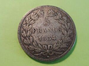 ANCIENNE-MONNAIE-ARGENT-ECU-5-FRANCS-LOUIS-PHILIPPE-1834-A-TB-3b