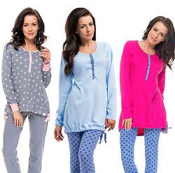 Stillpyjama Stillschlafanzug Umstandspyjama Baumwolle Mama Pyjama sets 5075