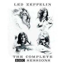 Led Zeppelin Complete BBC Sessions NEW SEALED 5 LP box set on 180g vinyl