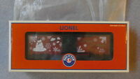 Lionel O Gauge 2005 Christmas Boxcar 6-36296 -c8 Ts