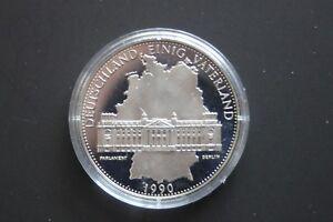 Münze 40 Jahre Bundesrepublik Deutschland 1949 1989 Von 1990
