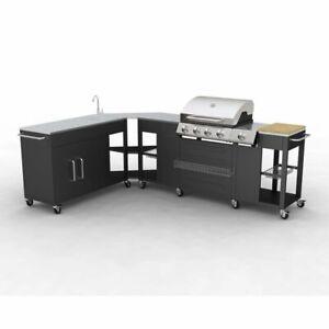 vidaXL-Buitenkeuken-Missouri-4-Branders-Barbecue-BBQ-Gasbarbecue-Barbeque-Gas