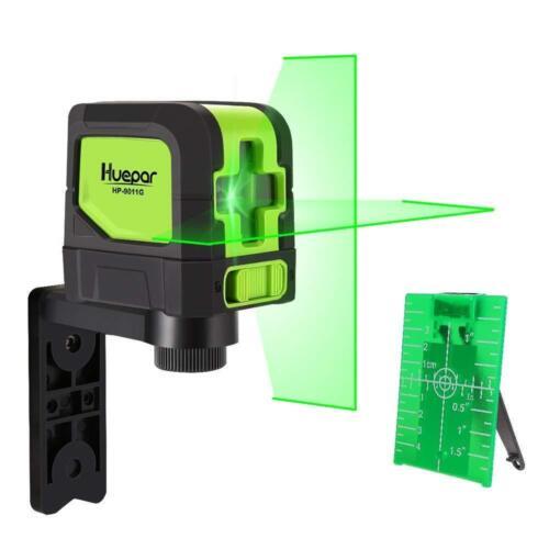 Green Beam Laser Level Diyers Huepar Self Leveling Horizontal Vertical Measure