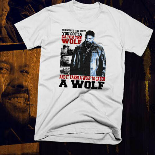 Größe S-5XL Training Day T-Shirt Denzel Washington Spike Lee Blac T SHIRT SIZE