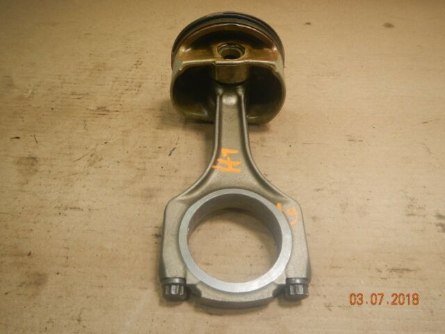 BMW E92 S65 Piston And Connecting Rod