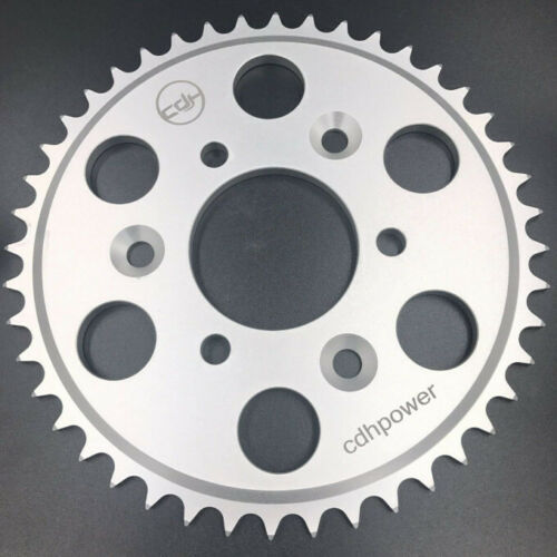 Gas Motorized bicycle CDHPOWER 44T Sprocket for Spoke Wheel