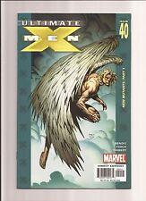 ULTIMATE X-MEN #40 NM 9.4 1ST APPEARANCE OF ANGEL! *DAVID FINCH ART* 2004