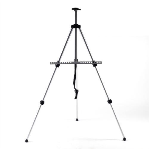 "ALUMINIUM STAFFELEI /""TRIPOD/"" 125 cm"