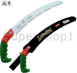 Made in Japan Samurai ICHIBAN GC-330-LH Carrying Case Curved Hand Saw 33cm