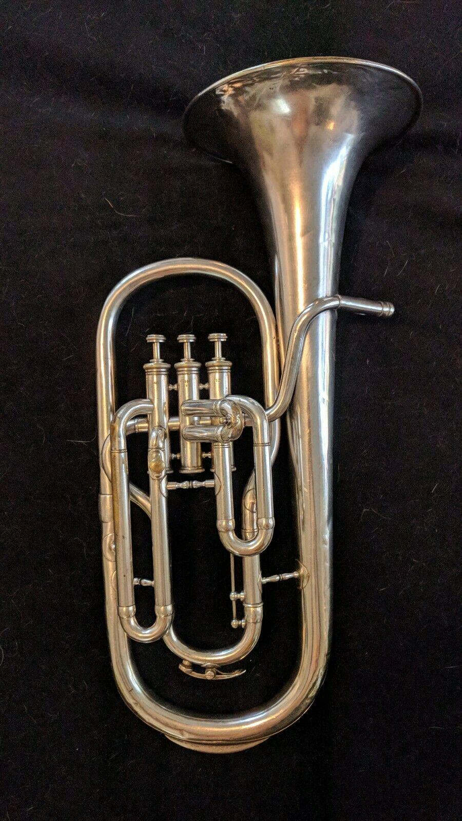 Vintage Upright Eb Alto Horn, a great player