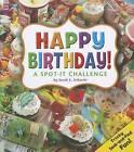 Happy Birthday!: A Spot-It Challenge by Sarah L Schuette (Hardback, 2012)