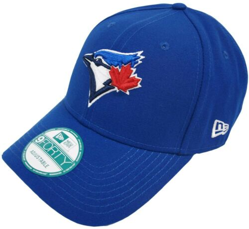 New Era Toronto Blue Jays The League Velcroback 9forty Caps Adjustable Royal Men