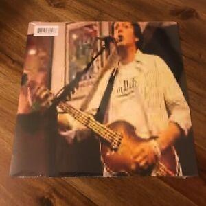 "Paul McCartney Amoeba's Secret 12"" Vinyl EP Sealed Live Performance Beatles 2007"