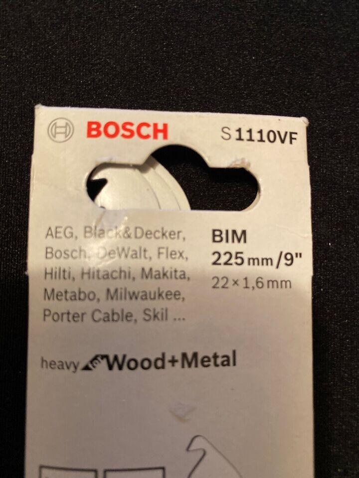 Bajonetsav, Bosch