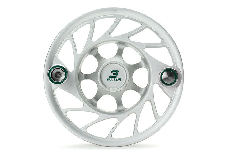 Hatch Gen  2 Finatic Extra Spool - Size 3 Plus Mid Arbor - Clear Green - New  hot sale