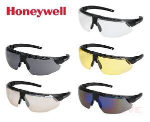 Honeywell Lunettes De Sécurité Avatar Lunettes Lunettes Cadre Noir-divers Lentille-afficher Le Titre D'origine V7exqfno-07230756-147294410