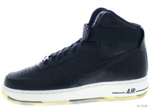 best sneakers e9c4a b4fc3 Image is loading NIKE-AIR-FORCE-1-HIGH-PREMIUM-LE-386161-