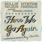 Here We Go Again: Celebrating the Genius of Ray Charles by Willie Nelson/Wynton Marsalis (CD, Apr-2011, EMI)