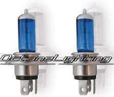 6 Volt Super White Halogen Headlight Headlamp Light Lamp Bulb 55/60W H4 6V Pair