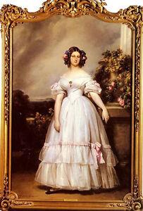 Oil-franz-xavier-winterhalter-h-r-h-princess-marie-clementine-of-orleans-36-034
