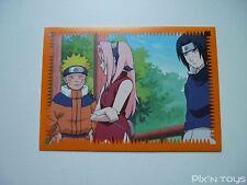 Autocollant Stickers Naruto True Spirit of the Ninja N°39 / Panini 2002