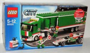 Lego-City-Grand-Prix-Truck-60025-inkl-OBA-u-Box