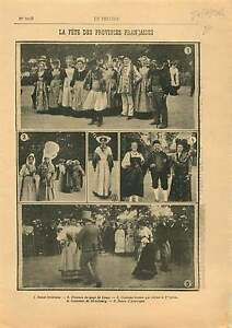 Fete-Provinces-France-Danse-Costumes-Bretagne-Alsace-Auvergne-1906-ILLUSTRATION