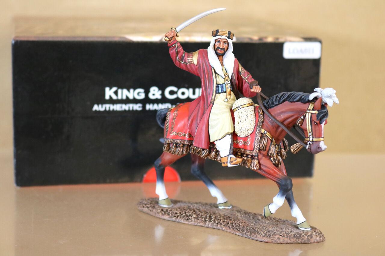 Re & Paese LOA011 Lawrence D'Arabia Arab Montato Principe Fiesal Attacco Nh