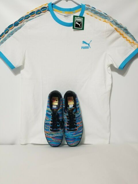 d2a7f0cde6b86 Puma X Coogi Australia Men's Shoes Size 10 & Medium Tee Shirt $245 Combo!  NWT