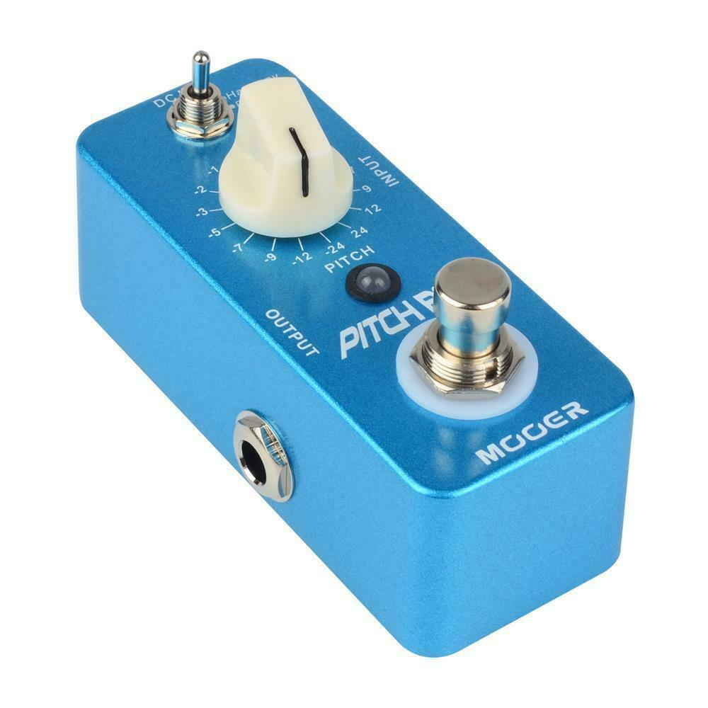 Mooer Pedal Pitch Box Compact Guitar Effect Pedal Harmony   Pitch Shift   Detune
